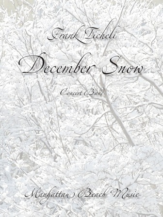 DECEMBER SNOW (score)