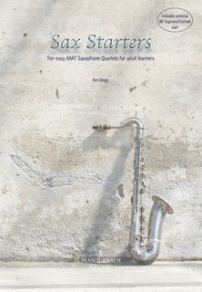 SAX STARTERS (score & parts)