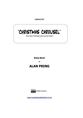 CHRISTMAS CAROUSEL (score & parts)