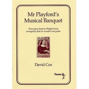 MR. PLAYFORD'S MUSICAL BANQUET