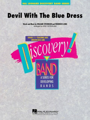 DEVIL WITH THE BLUE DRESS (score & parts)