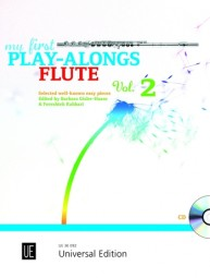 MY FIRST PLAY-ALONGS Volume 2 + CD