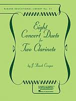 EIGHT CONCERT DUETS (playing score)