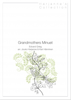 GRANDMOTHER'S MINUET