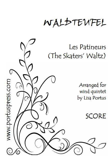 LES PATINEURS (The Skaters' Waltz)