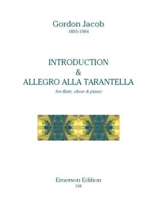 INTRODUCTION & ALLEGRO ALLA TARANTELLA