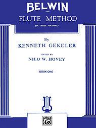 BELWIN FLUTE METHOD Volume 1