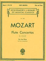 FLUTE CONCERTOS No.1 in G (K.313) & No.2 in D (K.314)