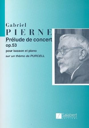 PRELUDE DE CONCERT Op.53