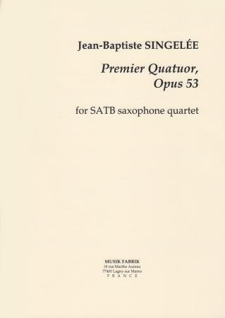 PREMIER QUATUOR Op.53 (score & parts)