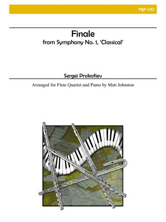 FINALE from Symphony No.1, 'Classical'