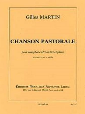 CHANSON PASTORALE