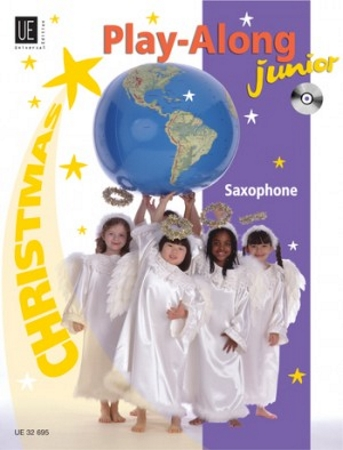 WORLD MUSIC PLAY-ALONG JUNIOR Christmas