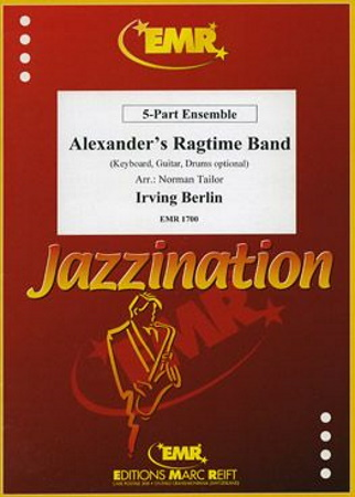 ALEXANDER'S RAGTIME BAND (score & parts)