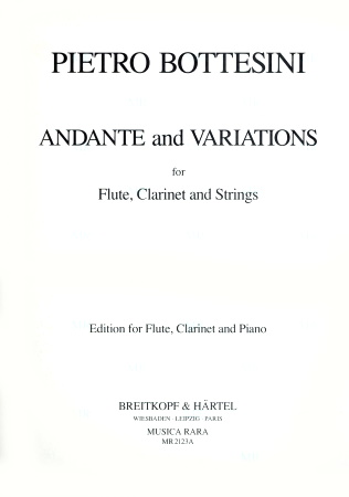 ANDANTE AND VARIATIONS