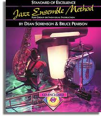 STANDARD OF EXCELLENCE Jazz Ensemble Method + CD Clarinet