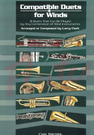 COMPATIBLE DUETS FOR WINDS Flute/Oboe