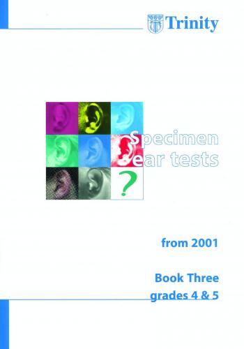 SPECIMEN EAR TESTS Book 3 Grade 4/5