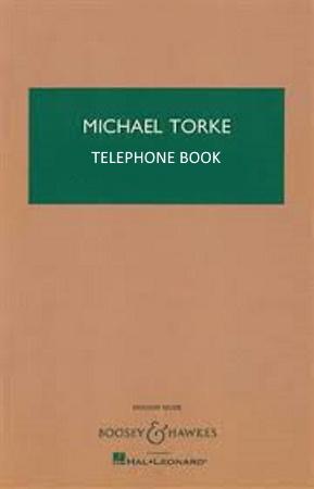TELEPHONE BOOK score