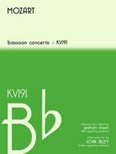 CONCERTO in Bb major K191