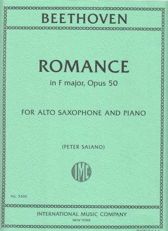 ROMANCE in F major Op.50