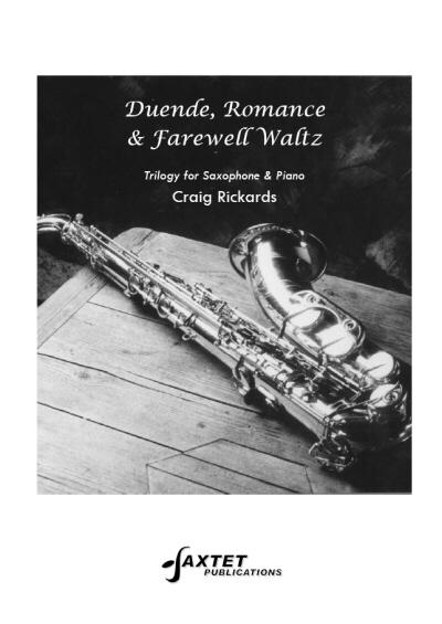 DUENDE, ROMANCE & FAREWELL WALTZ