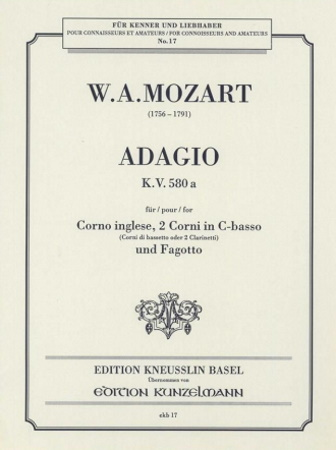 ADAGIO K580a
