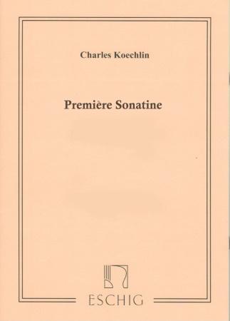 PREMIERE SONATINE oboe d'amore part