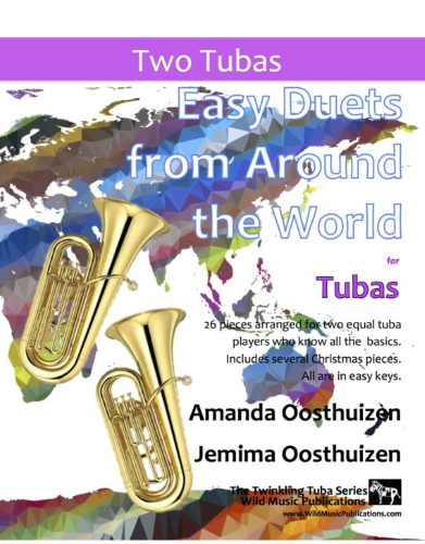 EASY DUETS FROM AROUND THE WORLD for Tubas