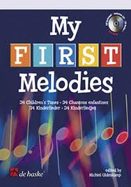 MY FIRST MELODIES + CD
