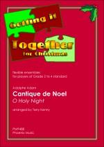 O HOLY NIGHT (score & parts)