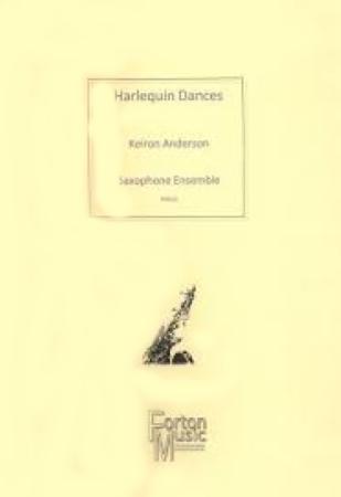 HARLEQUIN DANCES (score & parts)