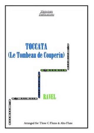 TOCCATA (score & parts)