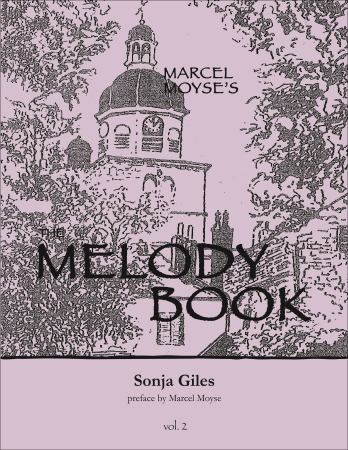 MARCEL MOYSE'S MELODY BOOK Volume 2