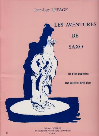 LES AVENTURES DE SAXO 6 Progressive Pieces