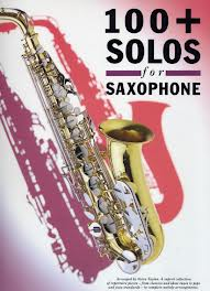 100+ SOLOS FOR SAXOPHONE