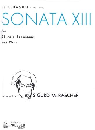 SONATA XIII