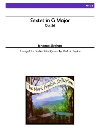 SEXTET in G major, Op.36
