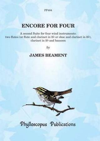 ENCORE FOR FOUR (score & parts)