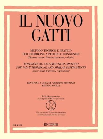IL NUOVO GATTI + CD (bass clef)