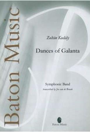 DANCES OF GALANTA