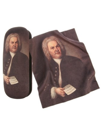 SPECTACLE CASE Bach (Portrait)