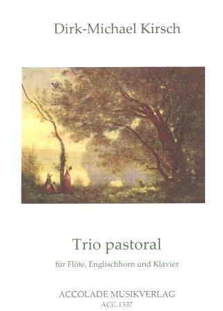 TRIO PASTORAL Op.12 (score & parts)