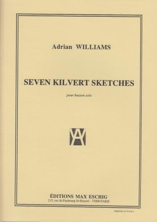 SEVEN KILVERT SKETCHES