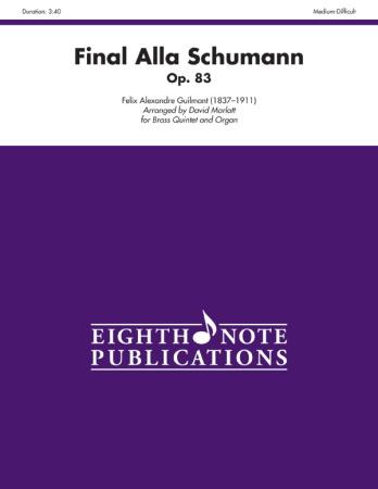 FINAL ALLA SCHUMANN - Op.83