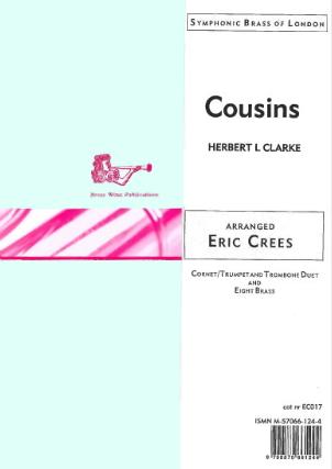 COUSINS (score & parts)