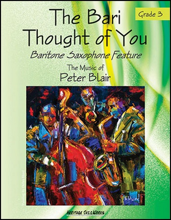 THE BARI THOUGHT OF YOU (score & parts)