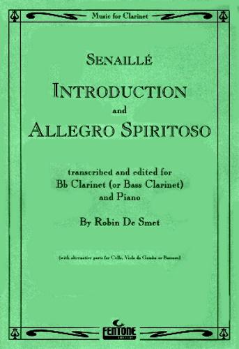 INTRODUCTION AND ALLEGRO SPIRITOSO