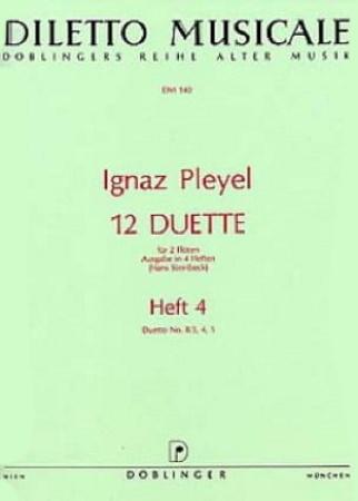 12 DUETS Volume 4