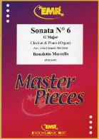 SONATA No.6 in G